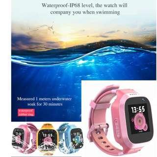 3G GPS Kids Tracking Phone watch