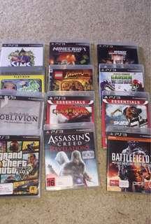 Mix n Match PS3 games
