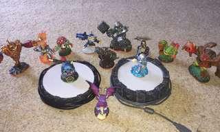 Skylanders Set // GAMES FOR PS3