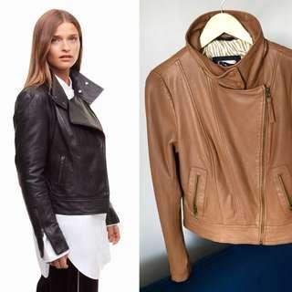 *Reduced* Aritzia Mackage Kenya Leather Jacket