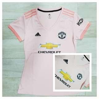 Manchester United 3rd kit female jersey