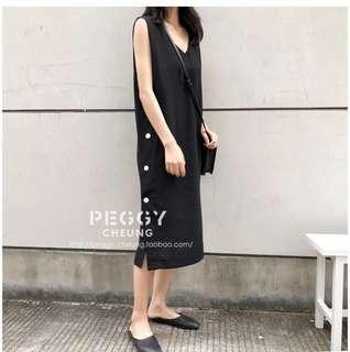 🚚 Dress sleeveless