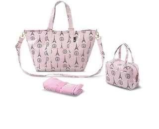 🚚 Rootote diaper bag