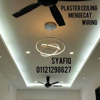 Plaster Ceiling Harga Murah Syafiq 01121298627