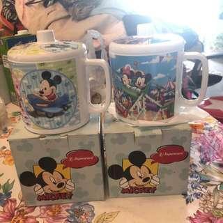 迪士尼水杯(2個)