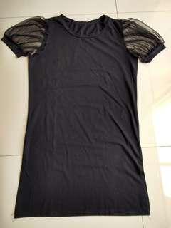 Black Dress Size fit to M
