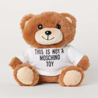 Moschino (TV) H&M Teddy Bear Iphone Case