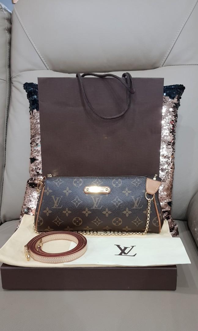 d010819b3b 100% Authentic Louis Vuitton eva clutch bag.*price Reduce from $799 ...