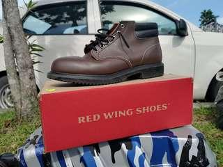 Red Wing Shoes 'Work Book'