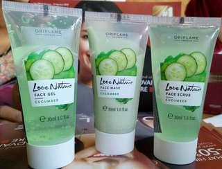 Love Nature Cucumber Set
