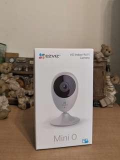 🚚 mini O 超廣角720P高清智慧攝影機