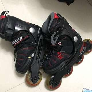 Inline Skates for kids with accessories