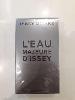 Issey miyake L'eau majeure for men edt 50 ml