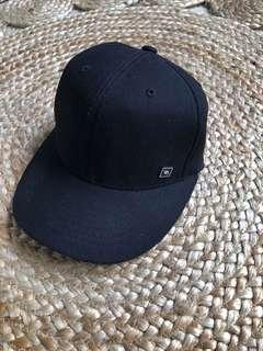 Rip Curl Flexfit Black Hat