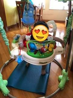 Fisher Price Jumperoo 跳跳樂
