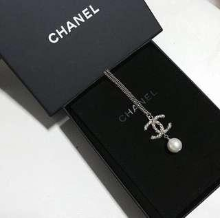 Chanel Necklace with Pearl