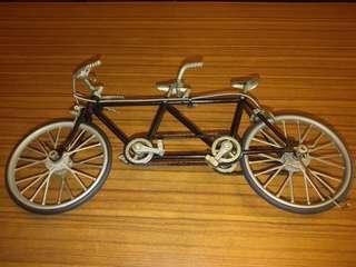 Vintage model bike