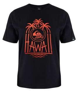 QUIKSILVER TEE HAWAII