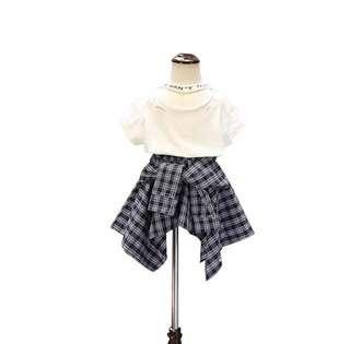 🚚 🎉零碼出清 格紋短裙