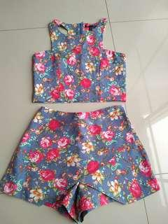 Flower Sexy Set size S