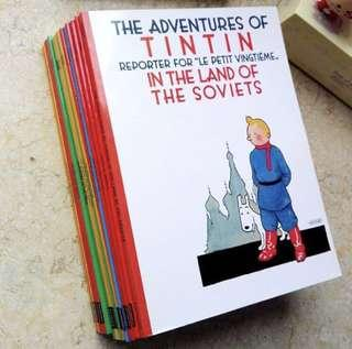 The Adventure of Tin Tin