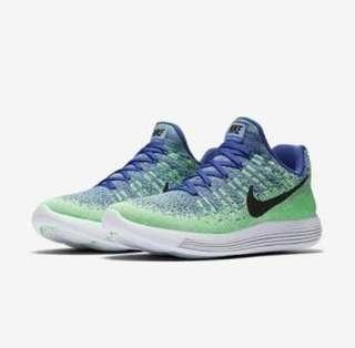 Original Nike Lunar Epic Low flyknit womens Running Shoes
