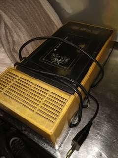 cassette tape spinner
