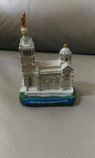 巴黎聖心大教堂 模型