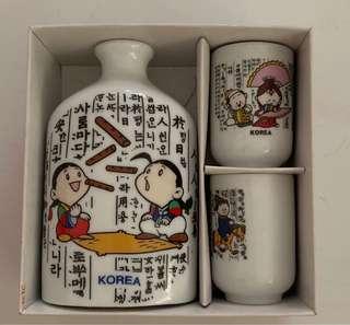 Chinese wine set