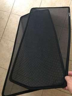 Honda stream magnetic window shade