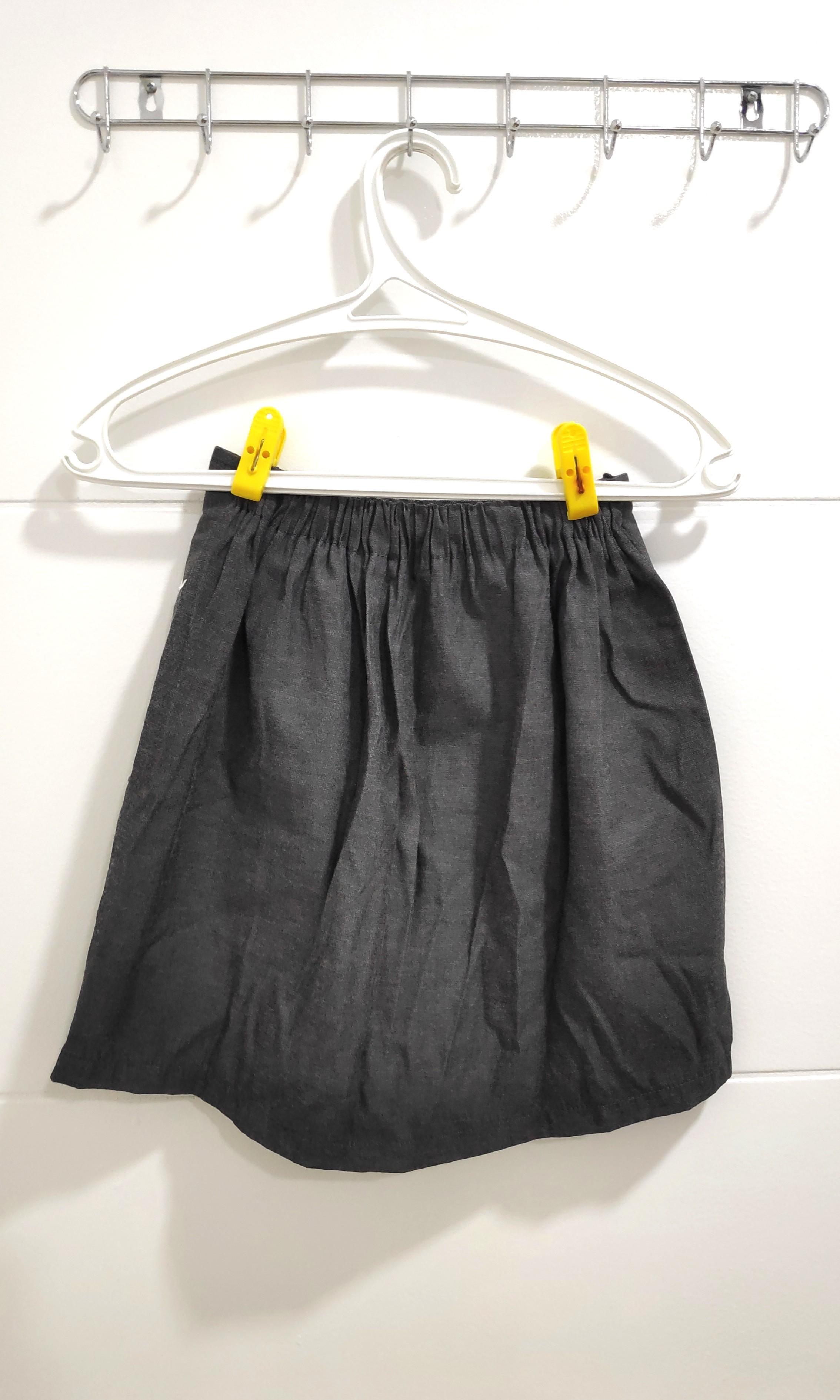 #11008 Skirt Grey Free size #SBUX50