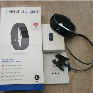 Fitbit Charge HR, Sports, Sports & Games Equipment on Carousell