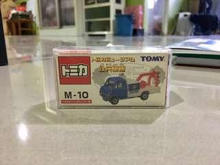 TOMICA M-10 Toyota Dyna JAF Tow Truck