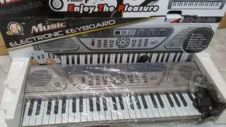 Electronic Keyboard with Mic for kids