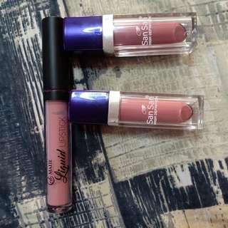 Preloved lipsticks