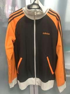 Adidas Jacket Orange