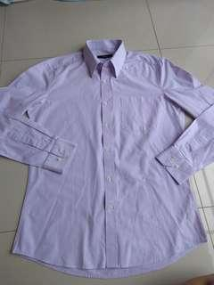 G2000 Man Formal Kemeja Kerja Size 15,5 ( M ) Regular Fit