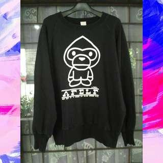 Crewneck Baby Milo By A Bathing Ape