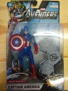 MARVEL AVENGER MOVIE SERIES - CAPTAIN AMERICA (not Marvel legends, DC, NECA,HOTTOYS)