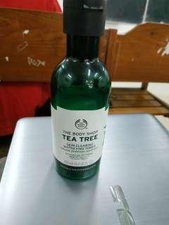 The Body Shop Tea Tree Toner 250mL (sisa 60%, exp 06/2020)