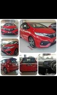 Honda jazz DP 0%