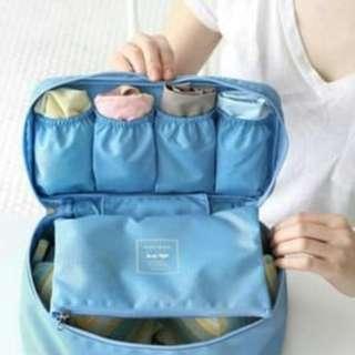 Underwear Box Traveling / Tempat Pakaian Dalam / Underwear Pouch