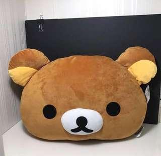 Rilakkuma拉拉熊大抱枕