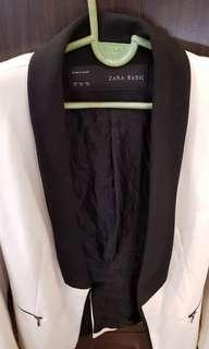 Zara blazer not michael kate zara h&m cotton