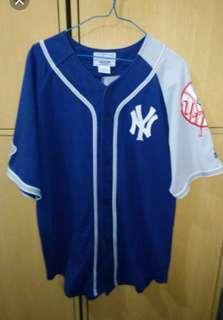genuine merchandise 紐約洋基隊棒球外衣