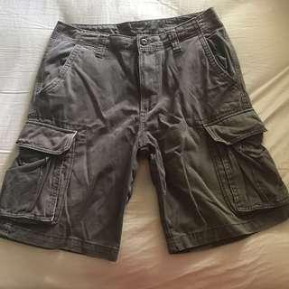Mens brown cargos