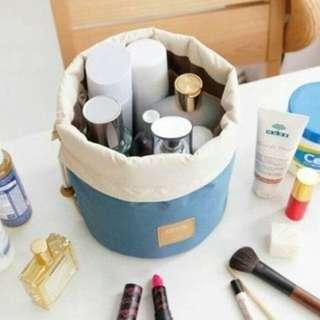 tas kosmetik travel organizer cosmetic pouch tas toilet