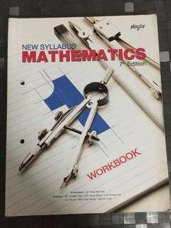 Math shinglee textbook 1,2 and 3