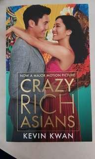 Pre Love Crazy Rich Asian book