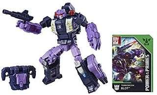 [Brand New] Transformers Power of the Primes - Deluxe Class Bolt